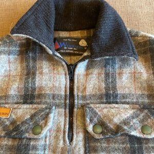 Vintage woolskin pure wool sweater